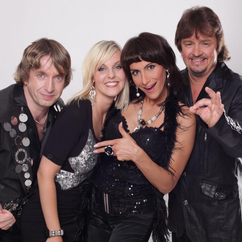 Tribute ABBA Stars