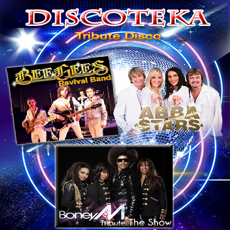 DISCOTEKA - Tribute Disco